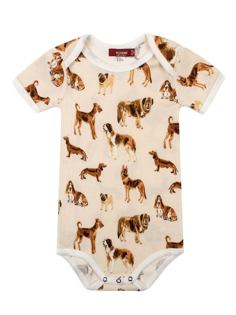 Natural Dog One-Piece
