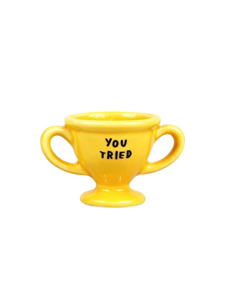 You Tried Trophy