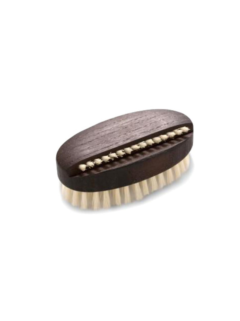 Oval Thermowood Nail Brush