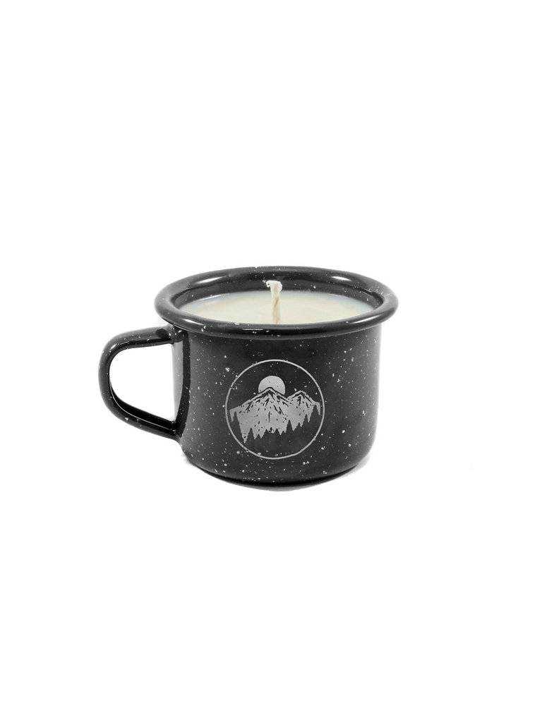 Night Sky Cup Candle