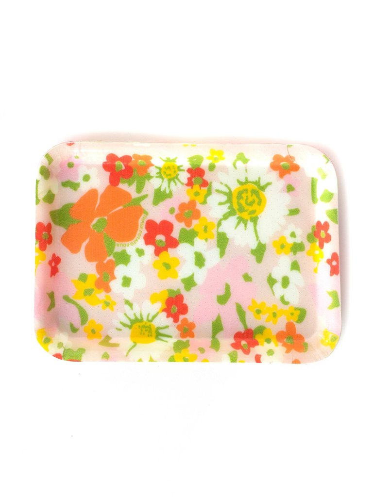 Small Wildflowers Tray