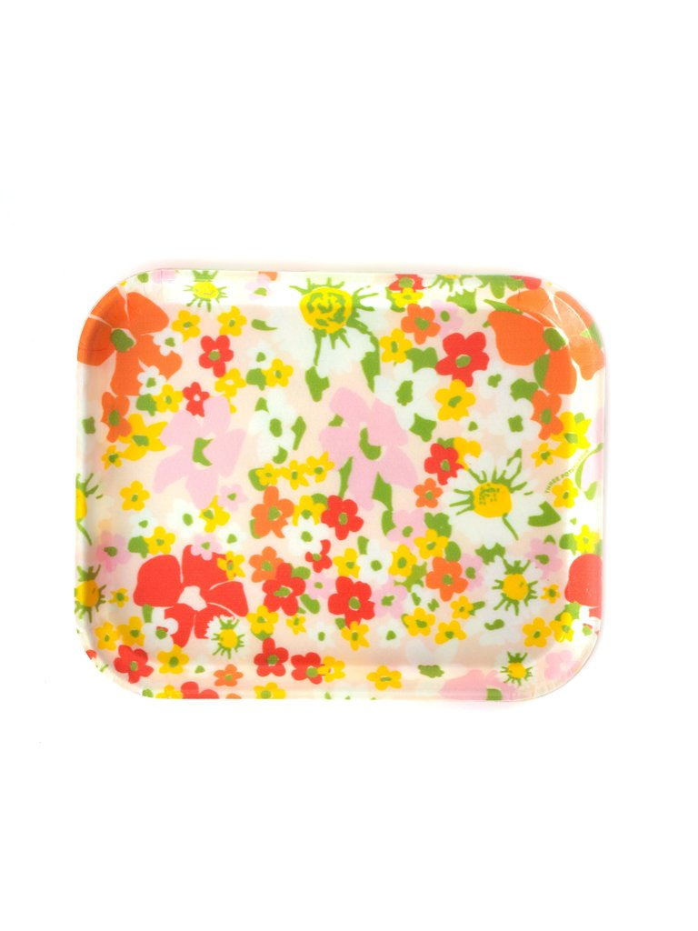 Medium Wildflowers Tray