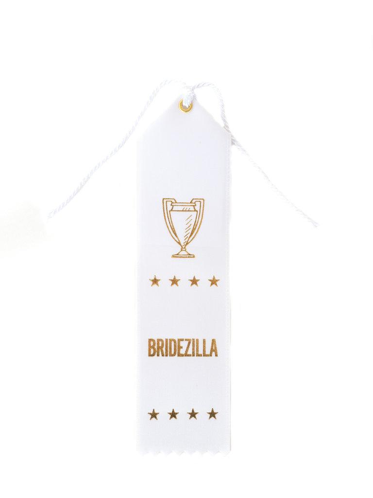 Bridezilla Ribbon