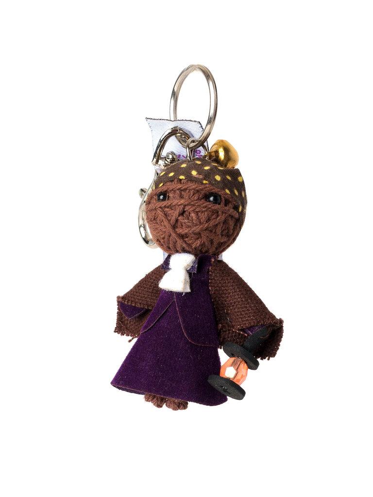 Harriet Tubman String Doll