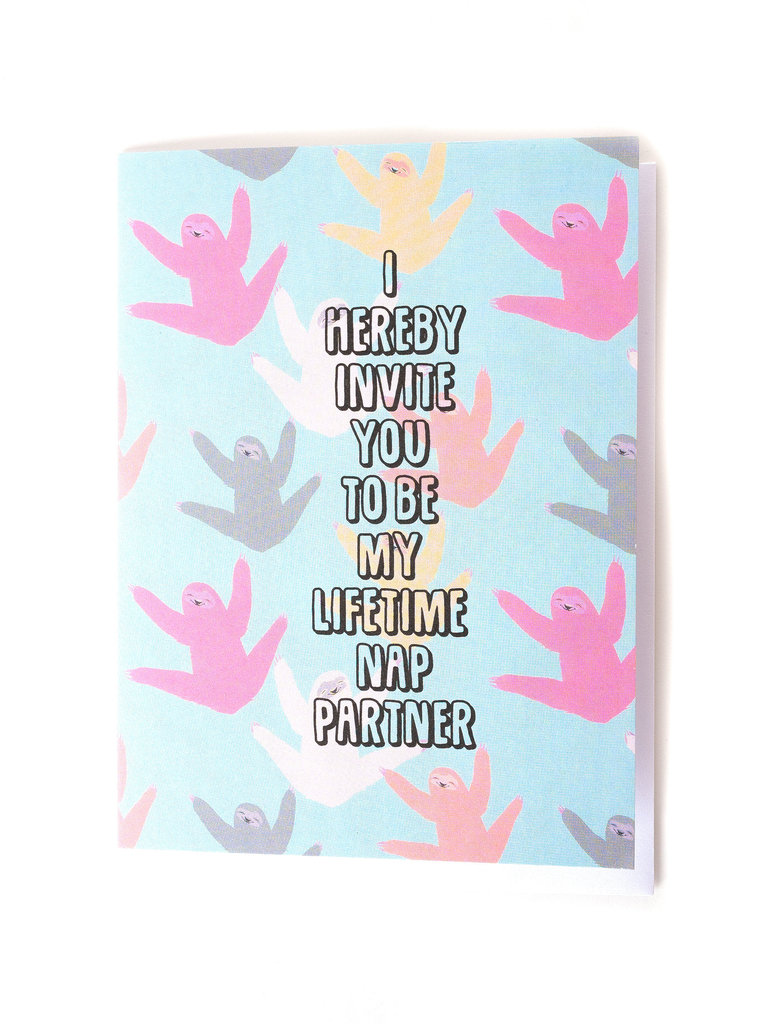 Nap Partner Card