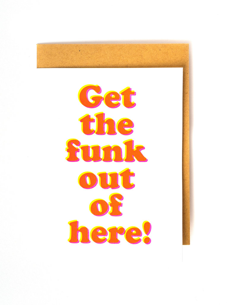 Get The Funk Card