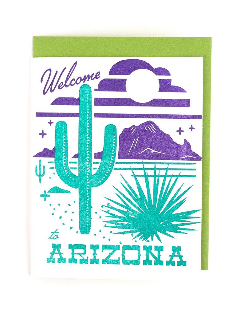 Welcome to Arizona Card
