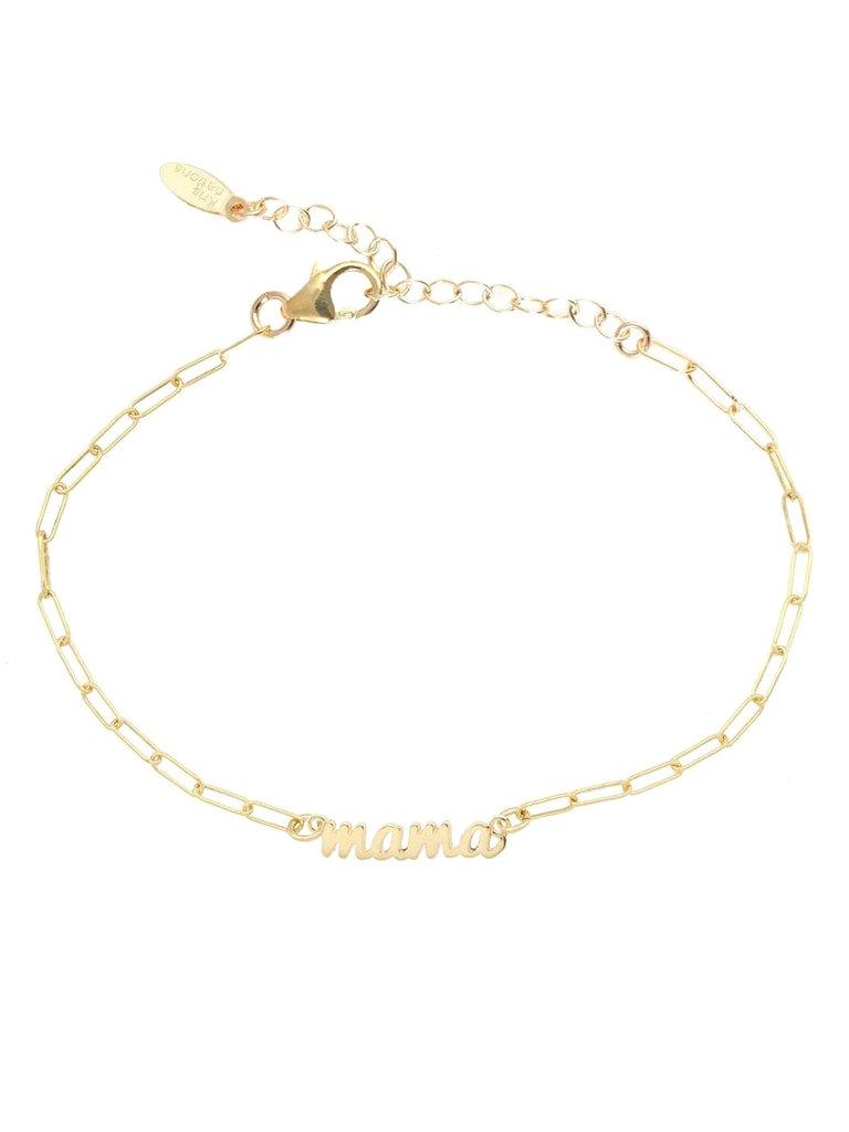 Mama Charm Bracelet