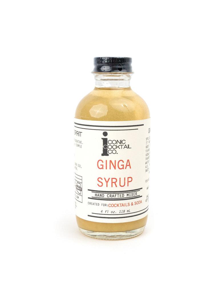 4 Oz Ginga Syrup Mixer