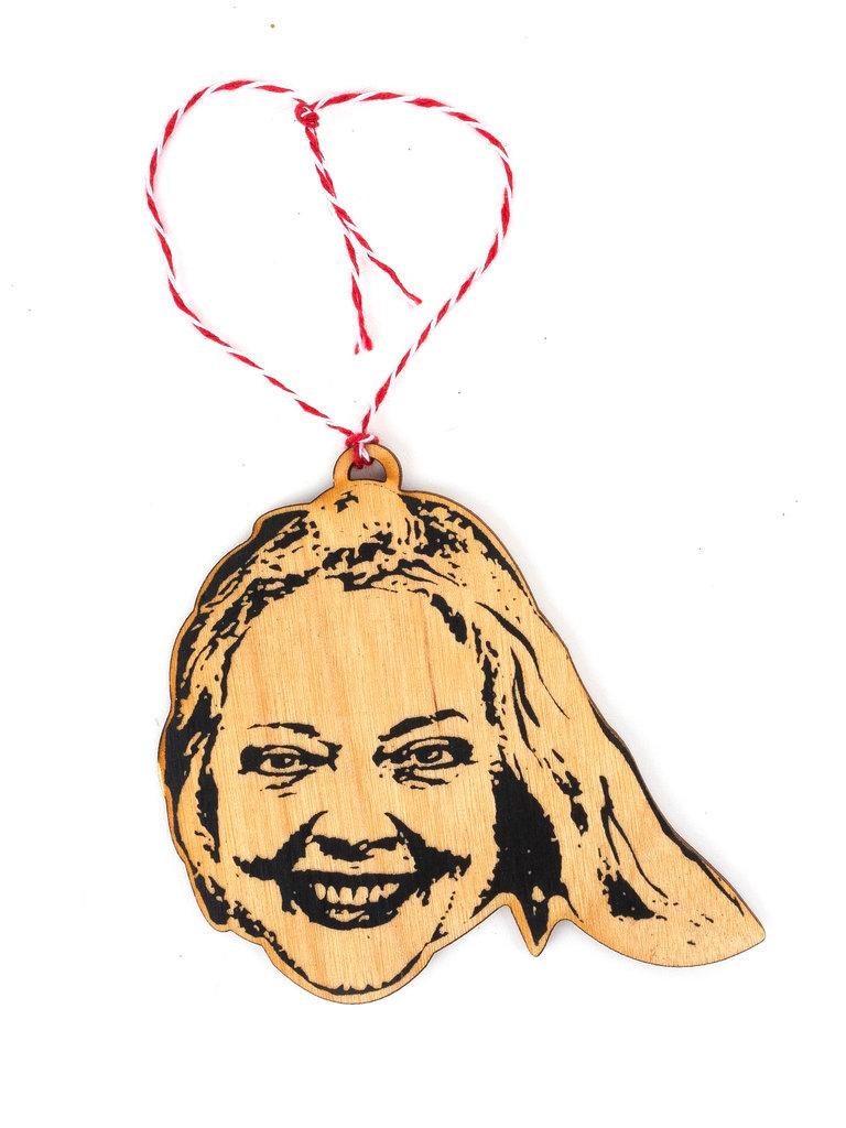 Face Ornament Carole Baskin