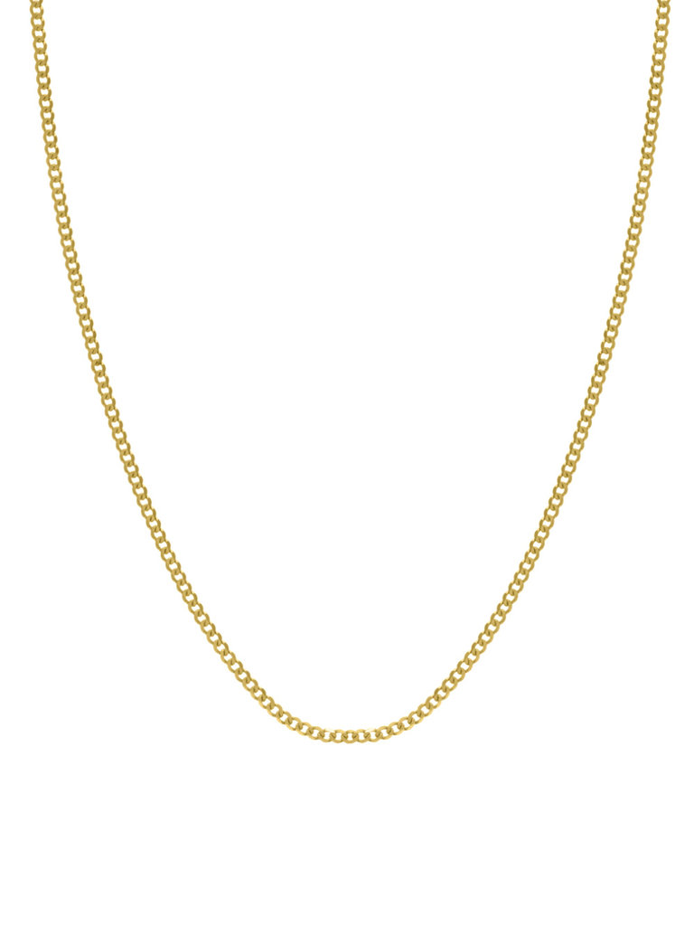Tiny Curb Chain Choker