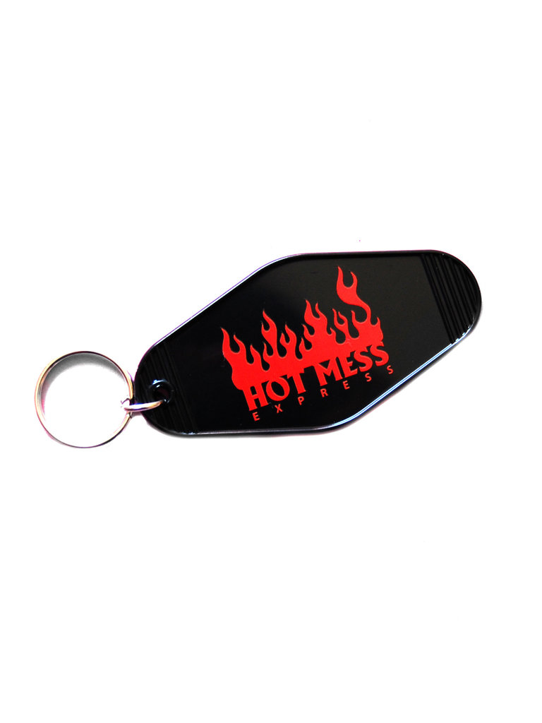 Hot Mess Keychain