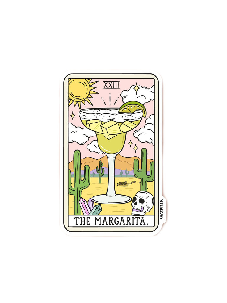 The Margarita Sticker