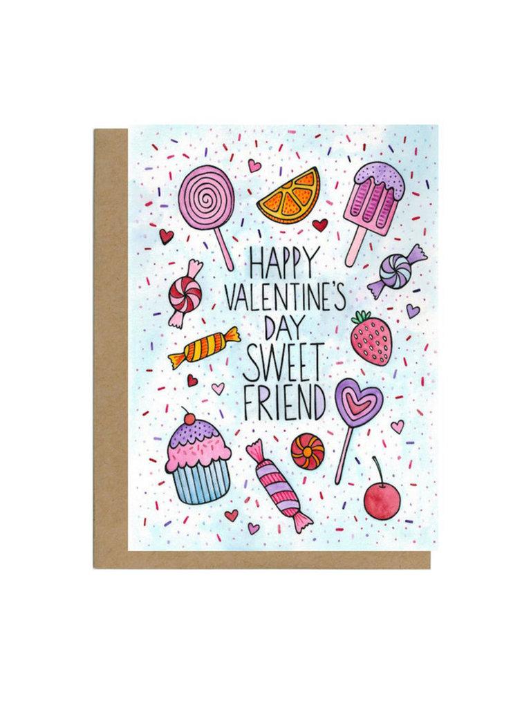Happy Valentines Day Sweet Friend