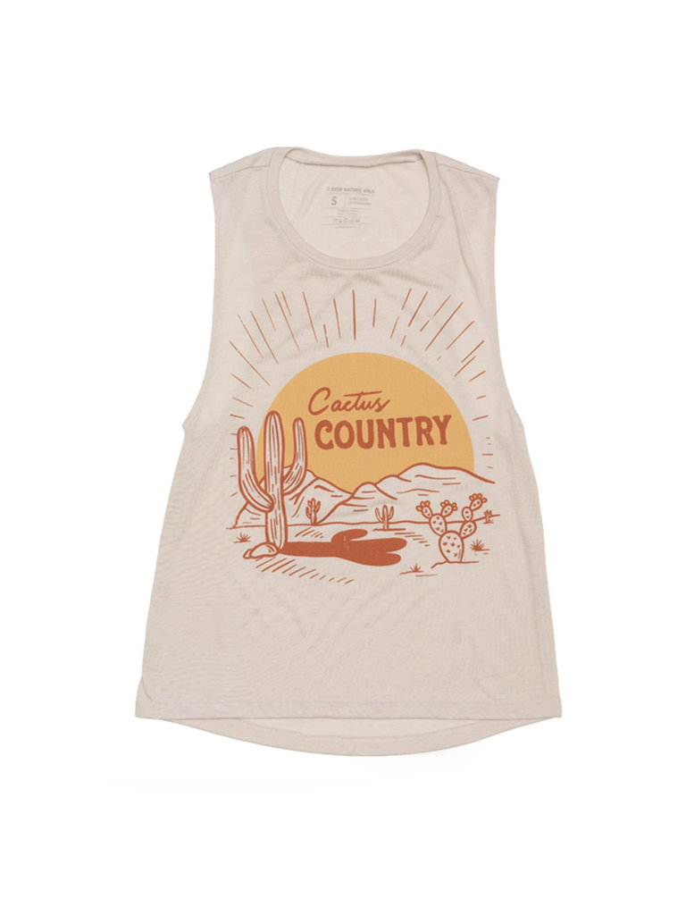 Cactus Country Tank