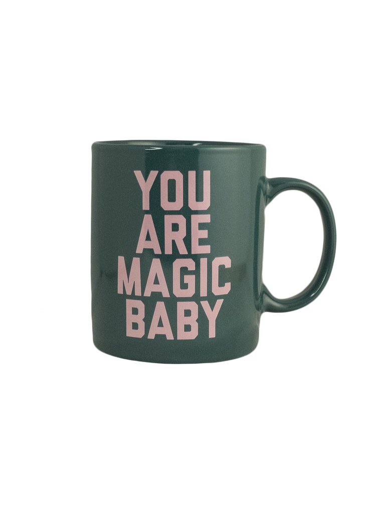 You Are Magic Mug, Green