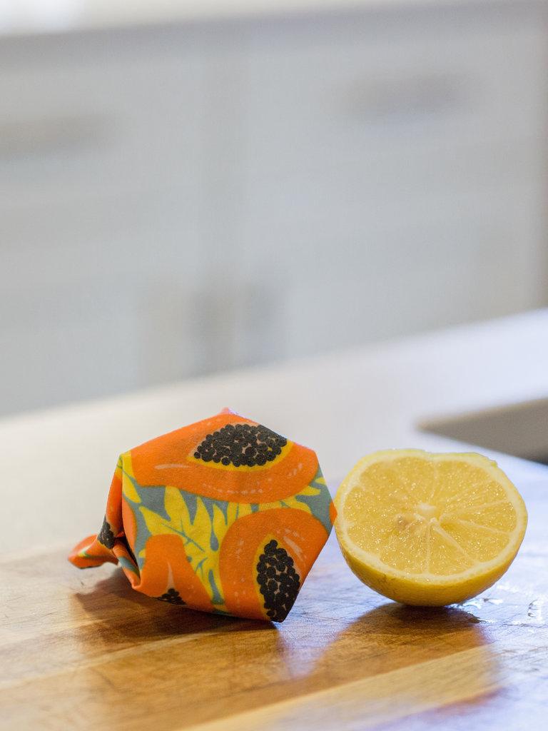 Food Wraps, Tropical Papaya