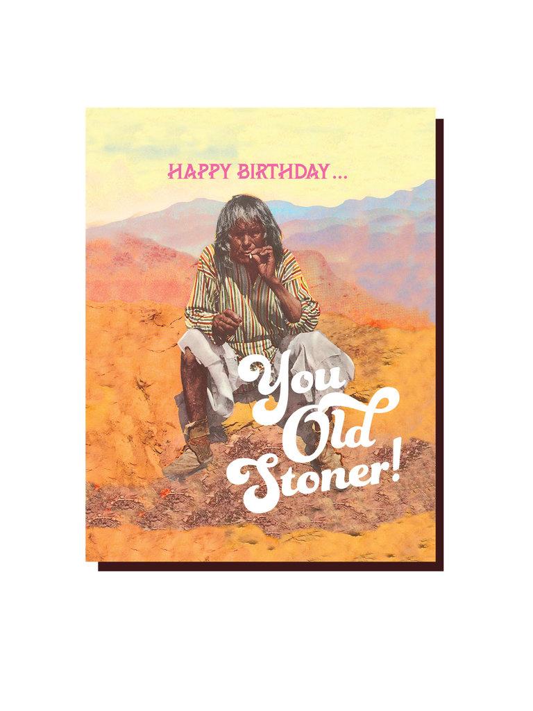 Birthday Stoner Card