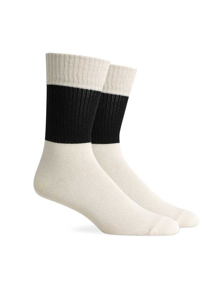 Rigby Socks, Black & White