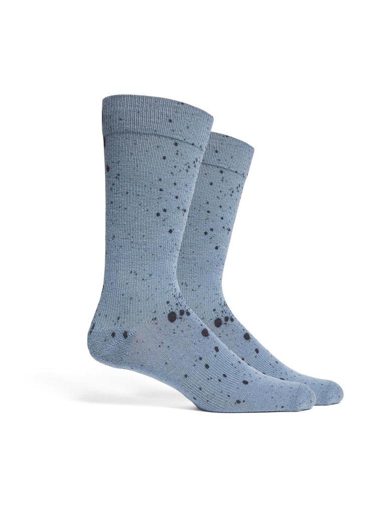 Splatter Socks