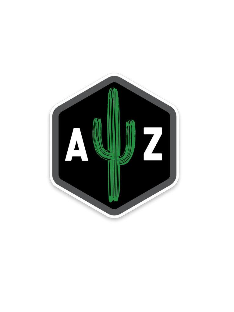 Saguaro Scout AZ Sticker