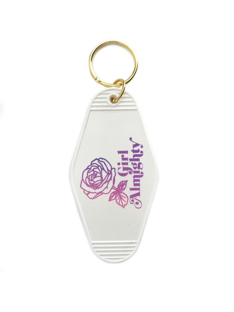 Girl Almighty Keychain