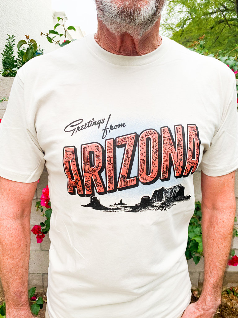Greetings From Arizona Tee