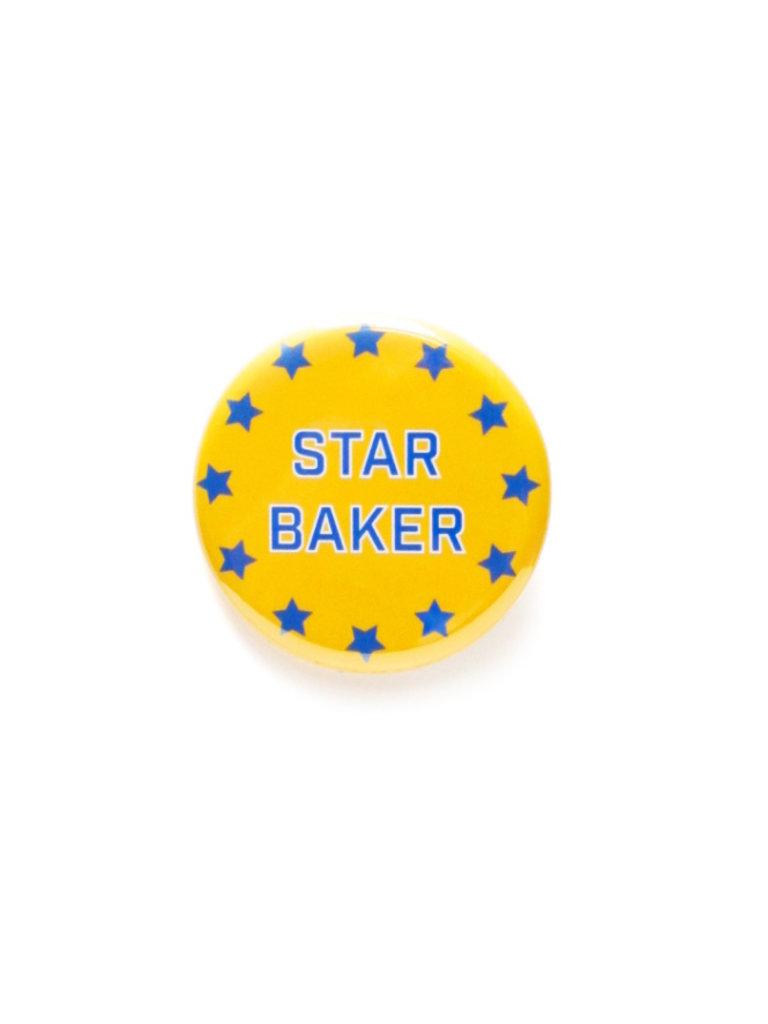 Star Baker Button