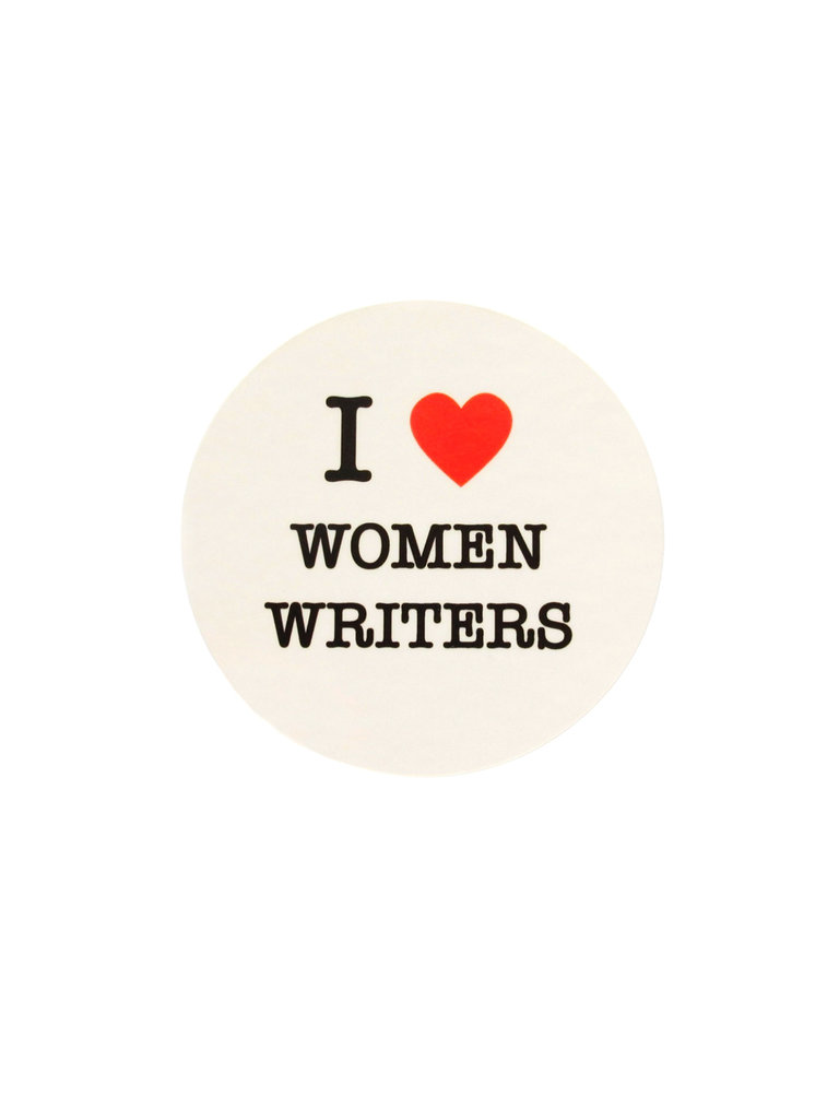 Women Writers Sticker