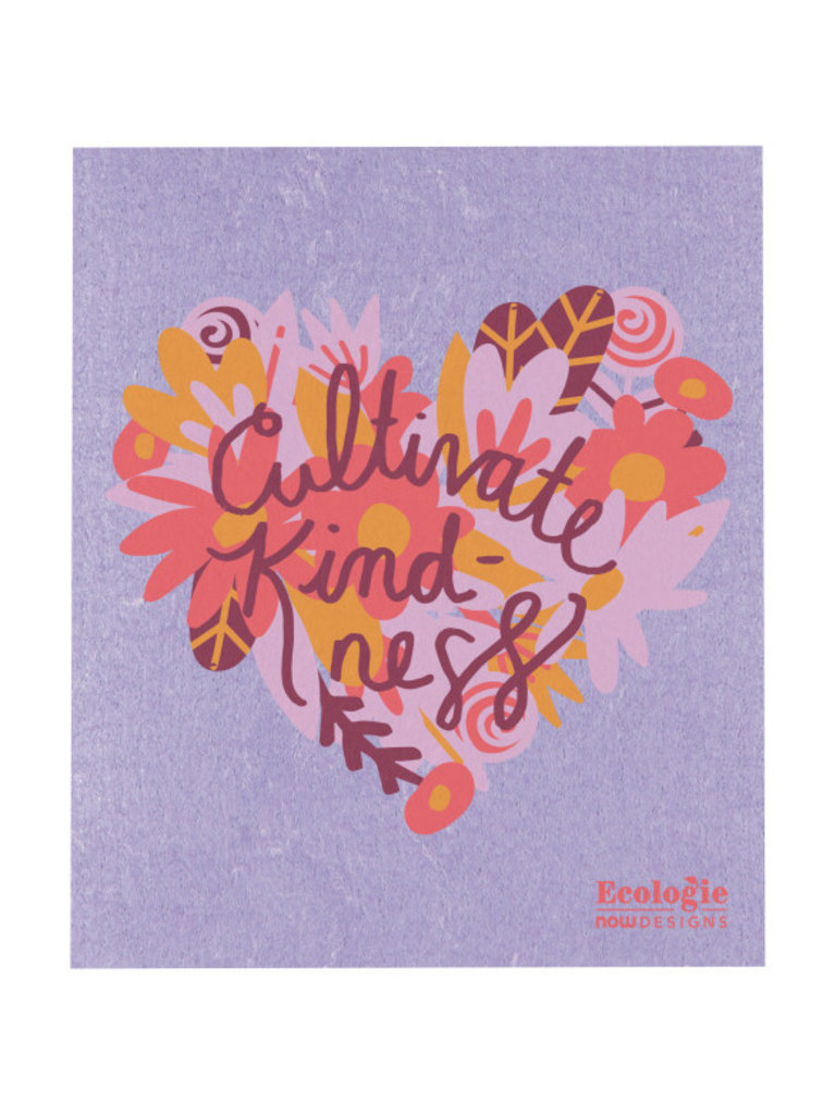 Cultivate Kindness Swedish Dishcloth