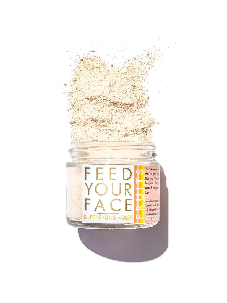 Super Fruits Face Mask