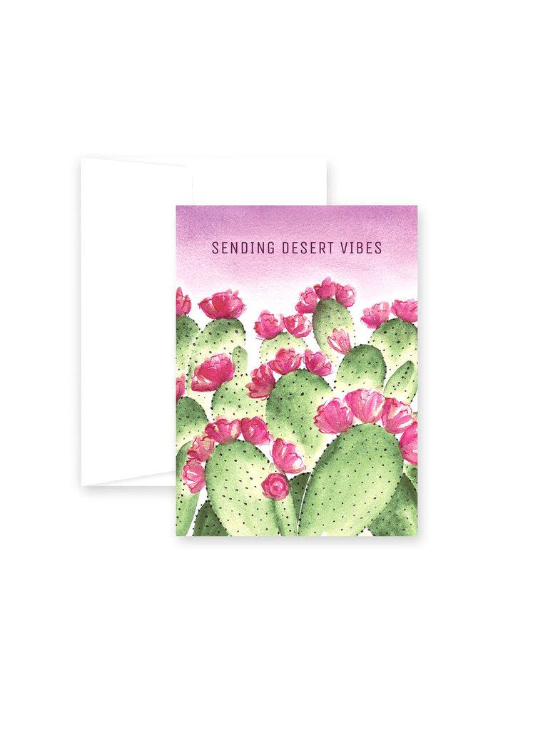 Sending Desert Vibes Card