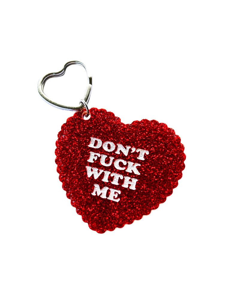 Don't F*ck With Me Keychain