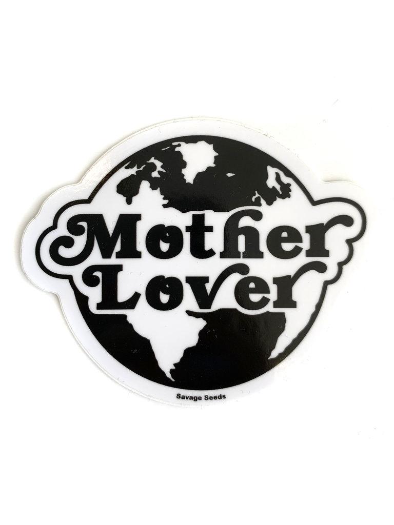 Mother Lover Sticker
