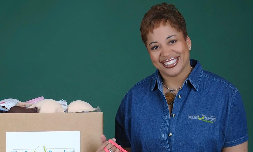 Community Spotlight: The Bra Recyclers
