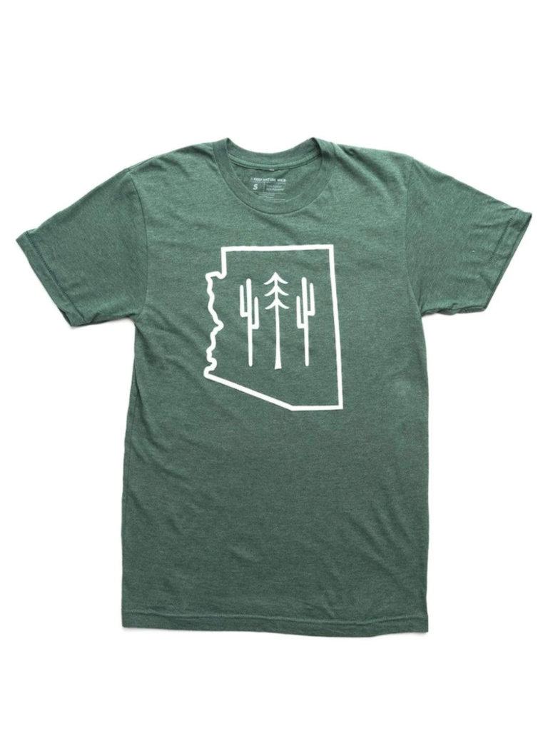 Arizona Wilderness T-Shirt Forest