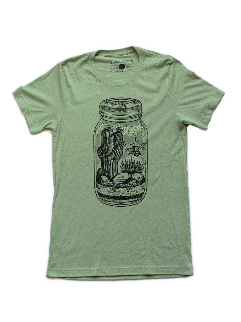 Desert Life Shirt Sage