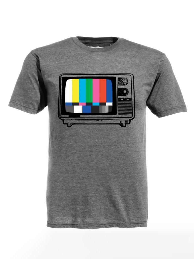 Off Air T-Shirt Grey
