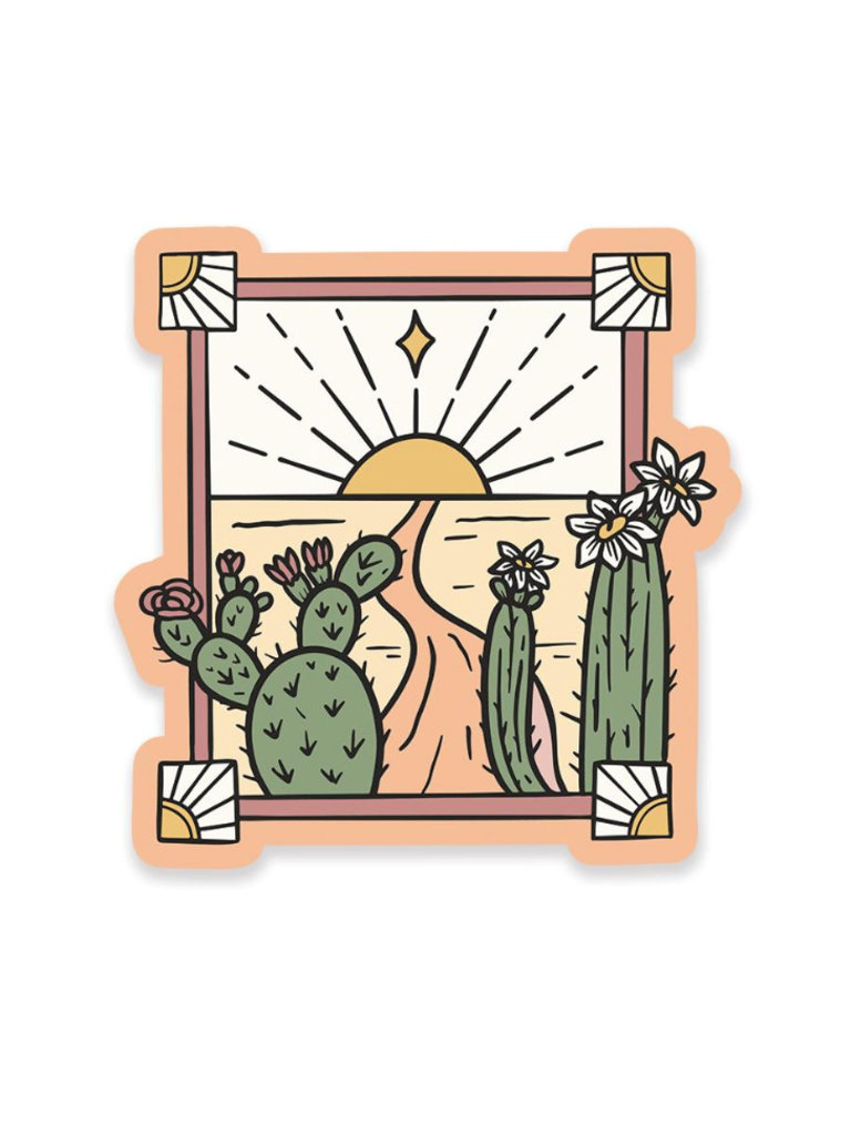 Sunsetter Sticker