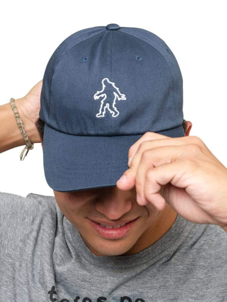 Believe Hat Navy