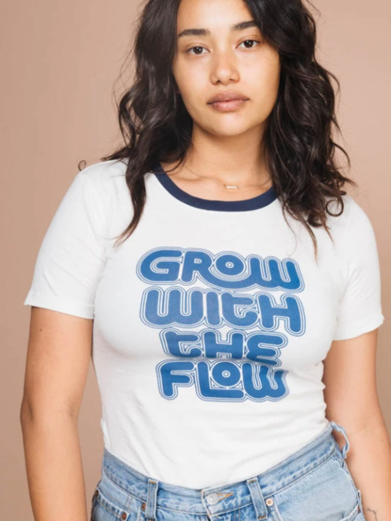 Grow With The Flow T-Shirt