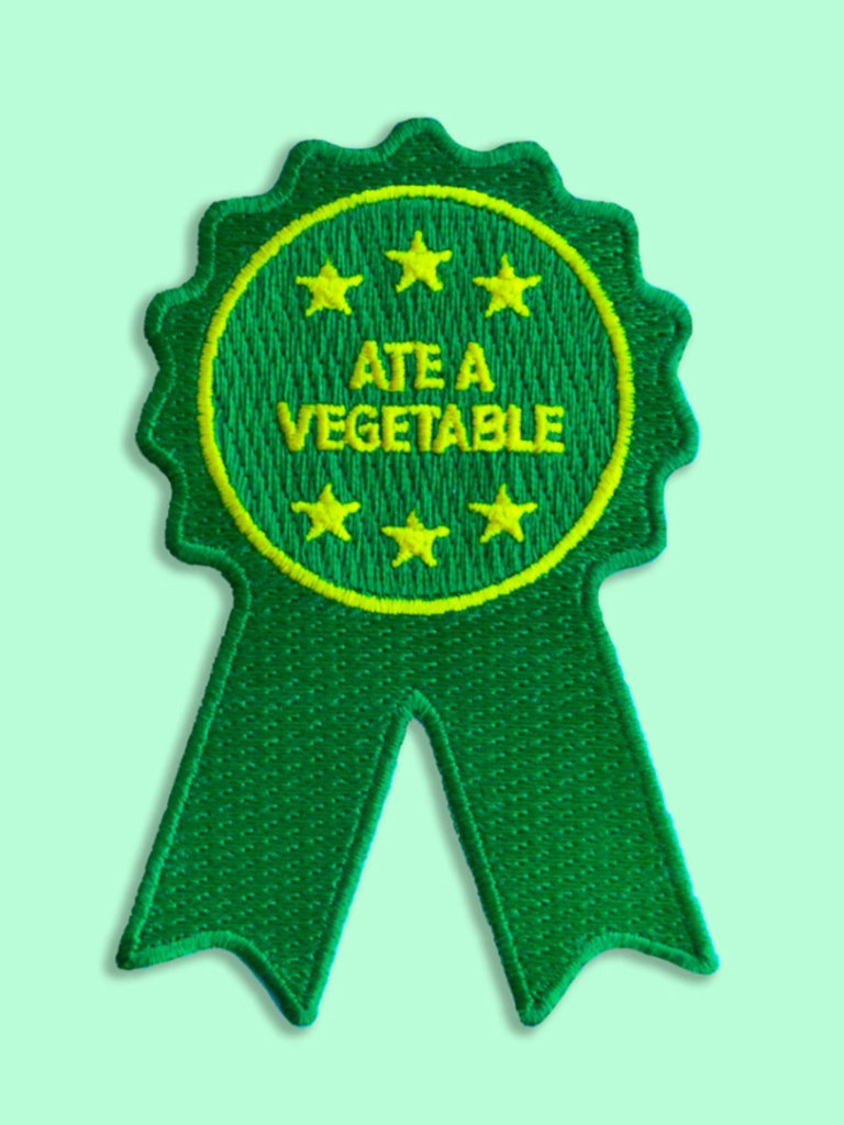 Ate A Vegetable Patch