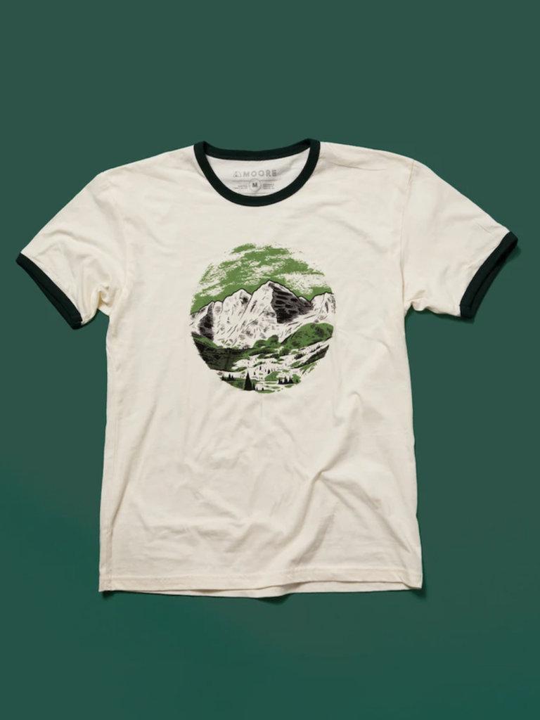 Moore x Wildsam Ringer T-Shirt