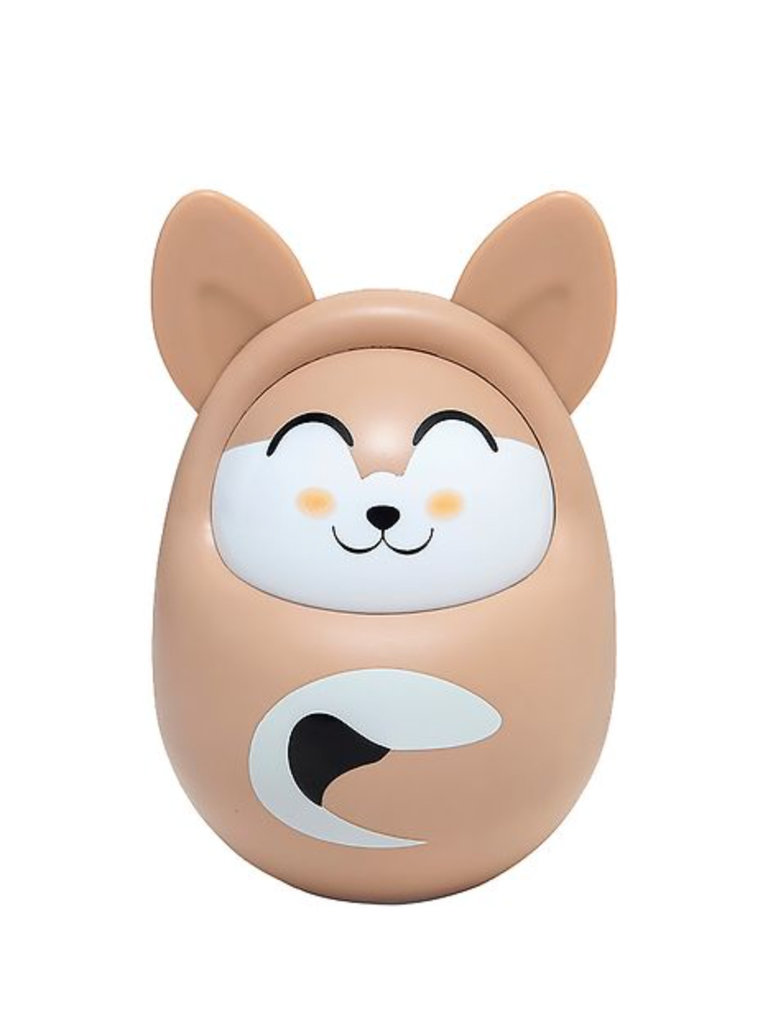 Roly Poly Fox