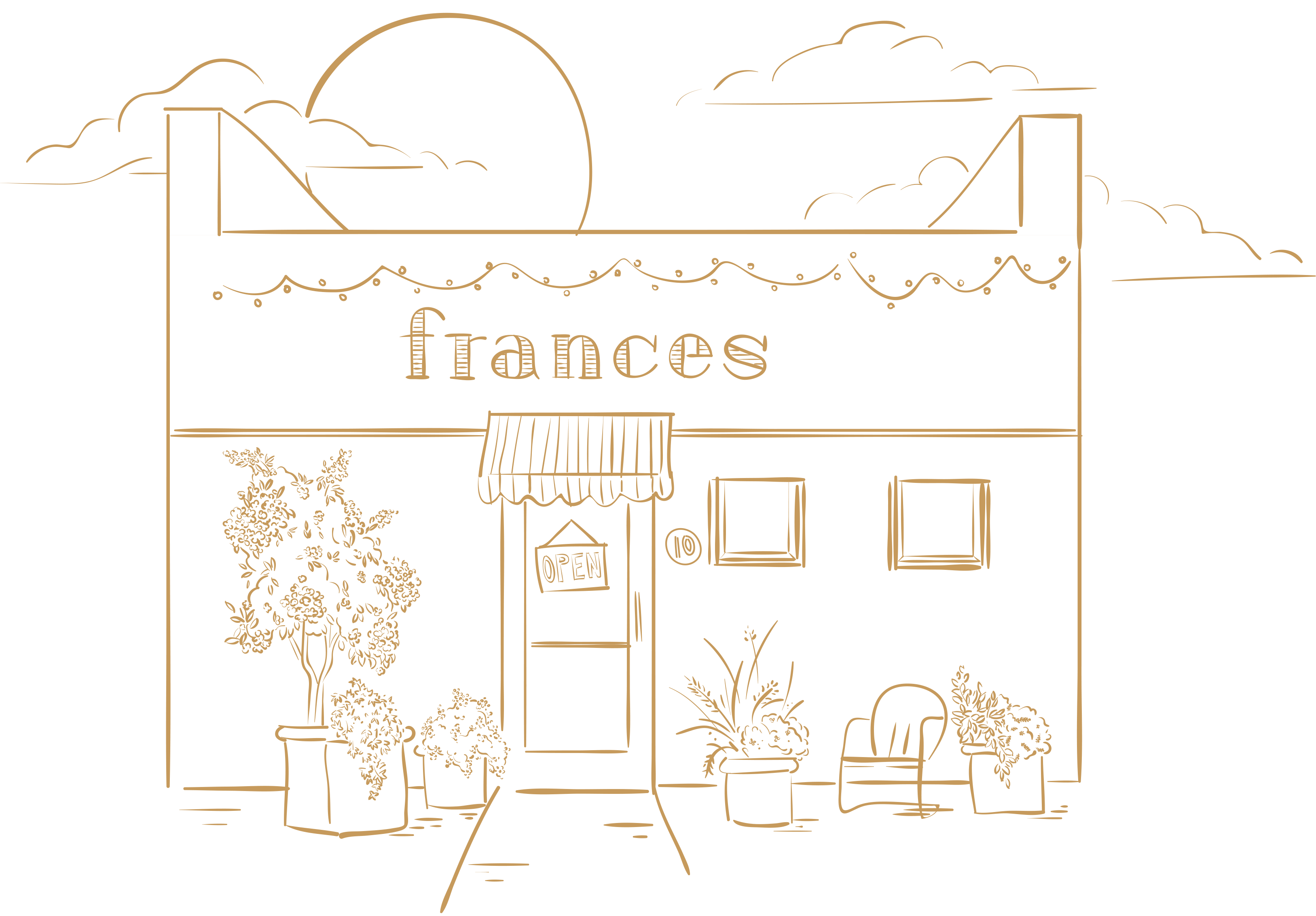 Frances Boutique Gift Shop in Phoenix Arizona
