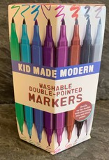 Kids Made Modern Double Pointed Washable Markers 30 Count
