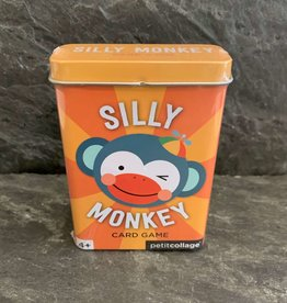 PetitCollage Silly Monkey Card Game