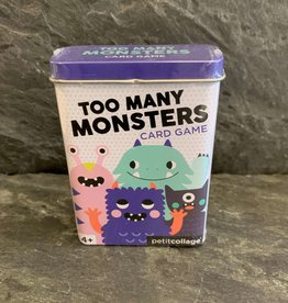 PetitCollage Too Many Monsters Card Game
