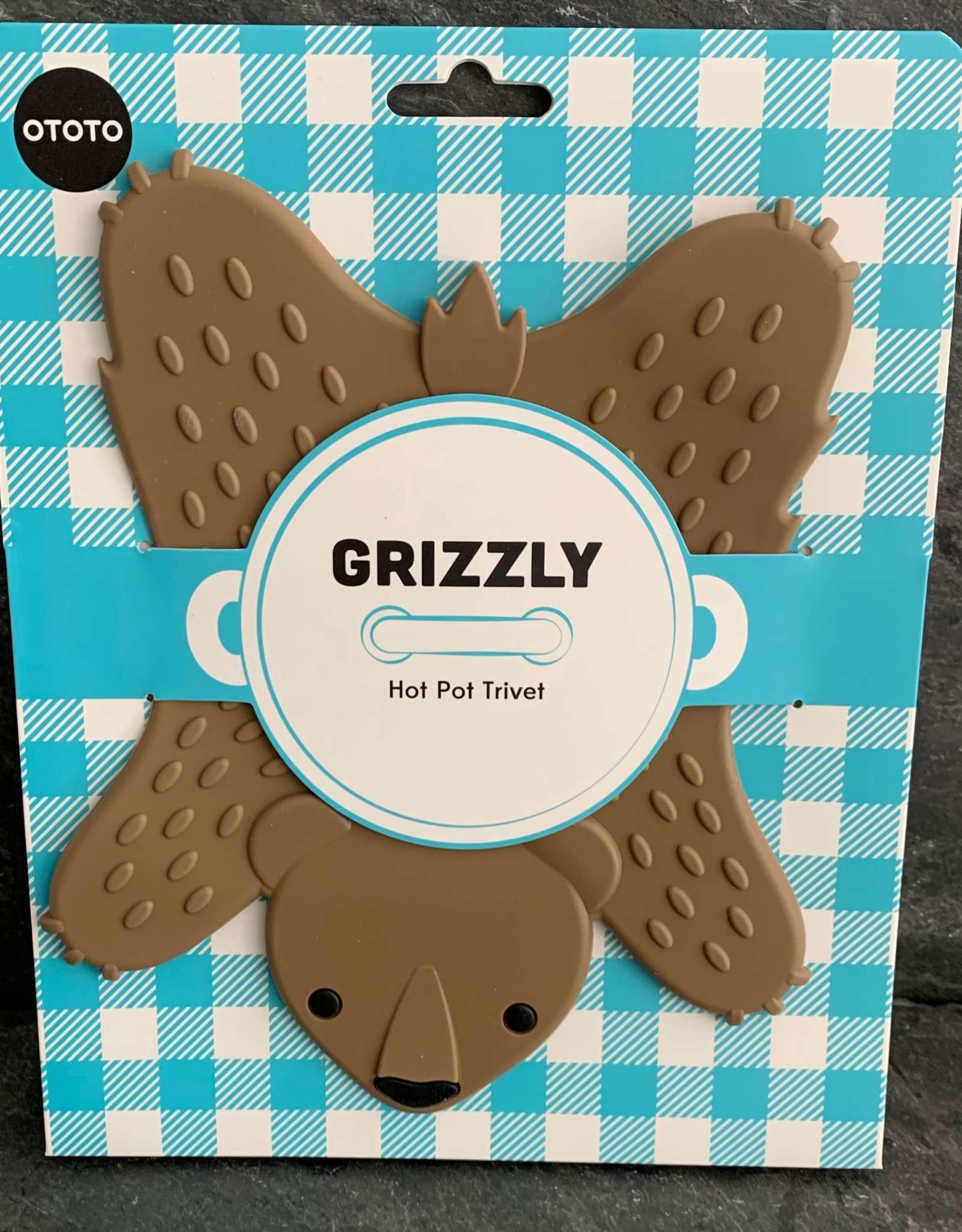 OTOTO OTOTO Grizzly Hot Pot Trivit