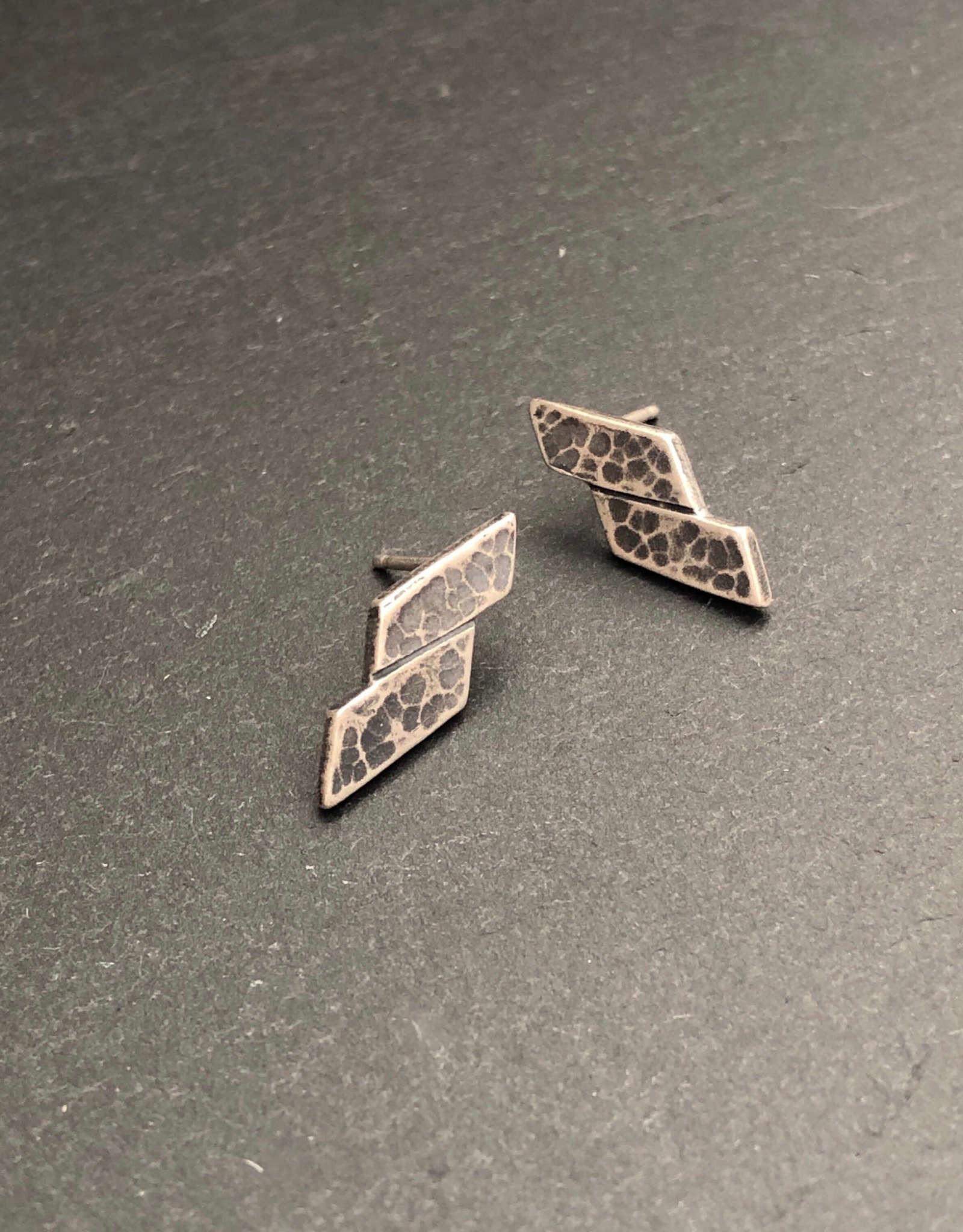 Denise Heffernan Denise Heffernan Parallel Cast Earrings